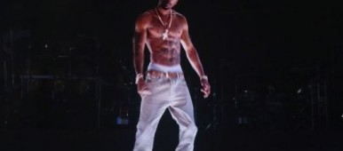 2pac en hologramme