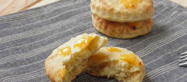 Scones sals au cheddar